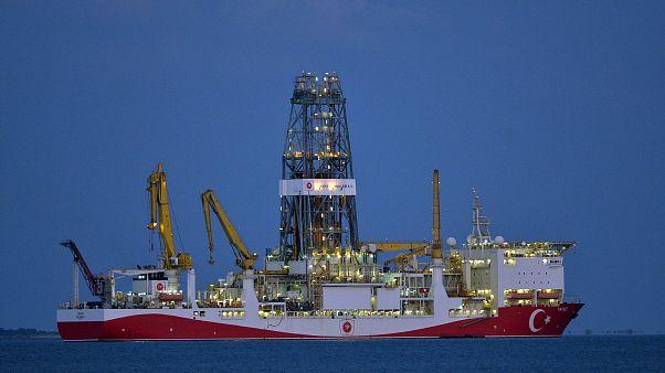 Altıncı nesil ultra derin deniz sondaj gemisi Yavuz