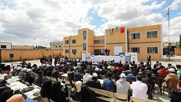 جامعة غازي عنتاب التركية تعلن افتتاح ثلاث كليات في الشمال السوري