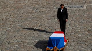 NO COMMENT / Chirac, China, Azores... Las mejores imágenes de la semana