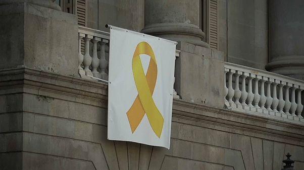 Cataluña ha apurado el plazo para retirar la simbología independentista de los edificios oficiales