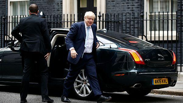 اسناد دولت بریتانیا: جانسون آماده است تا درخواست تمدید موعد برکسیت را ارائه کند