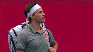 Dominic Thiem im Halbfinale der China Open in Peking