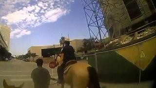 تصویر از ویدیوی رویترز  City of Galveston/Galveston PD Digital