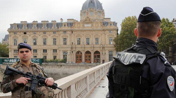 Préfecture de police de Paris, le 03/10/2019