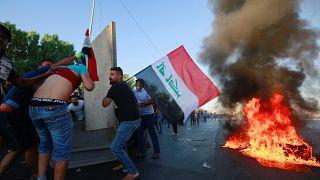 Hükümet karşıtı gösterilerin yeniden tırmandığı Irak'ta neler oluyor?