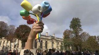 Παρίσι: Οι τουλίπες της ζωής