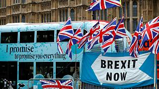 شمارش معکوس برای برکسیت؛ «بریتانیا و اتحادیه اروپا یک هفته فرصت دارند»