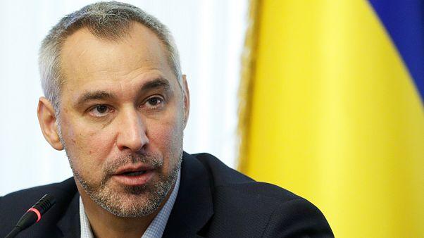 روسلان ریابوشابکا، دادستان کل اوکراین