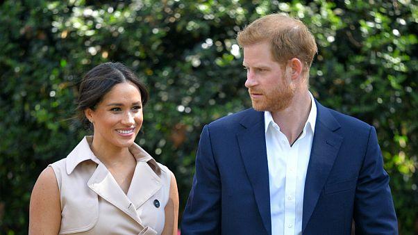 Meghan Markle e Harry, os duques de Sussex, estão em guerra com a imprensa