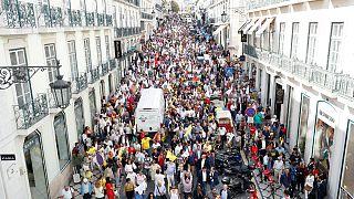 Após um último dia de campanha intenso, Portugal está em reflexão eleitoral