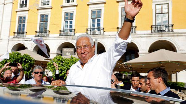 Португальские кандидаты провели последние митинги