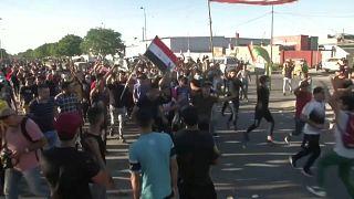 Répression meurtrière de la contestation en Irak