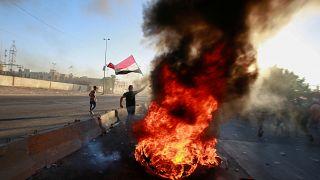 Fast 100 Tote bei Protesten im Irak