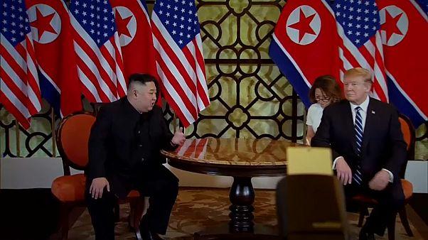 США - КНДР: за столом переговоров