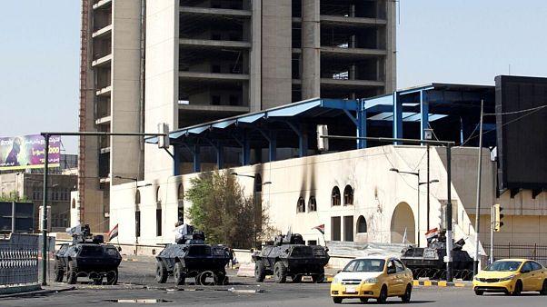 شمار کشتهشدگان ناآرامیها در عراق به ۷۲ تن رسید