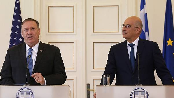 Μάικ Πομπέο: Δεν θα επιτραπεί στην Τουρκία να κάνει παράνομες γεωτρήσεις