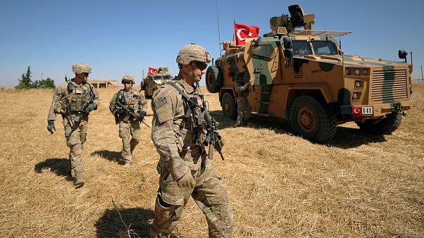 اردوغان: از آسمان و زمین به شبه نظامیان کرد شمال سوریه حمله میکنیم