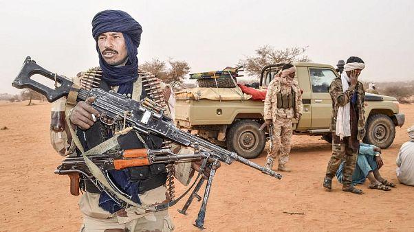 مكافأتان أمريكيتان لاعتقال زعيم تنظيم الدولة الاسلامية في الصحراء الكبرى
