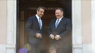 EUA reforçam presença militar na Grécia e avisam Turquia