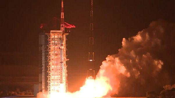 ماهواره چینی با موفقیت به فضا ارسال شد