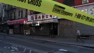 New York sokaklarında kafalarına demirle vurularak öldürülen 4 evsiz bulundu
