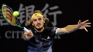 Στον τελικό του China Open ο Στέφανος Τσιτσιπάς