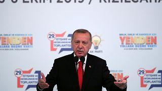 Πράσινο φως από τον Λευκό Οίκο στην τουρκική επίθεση στην Συρία