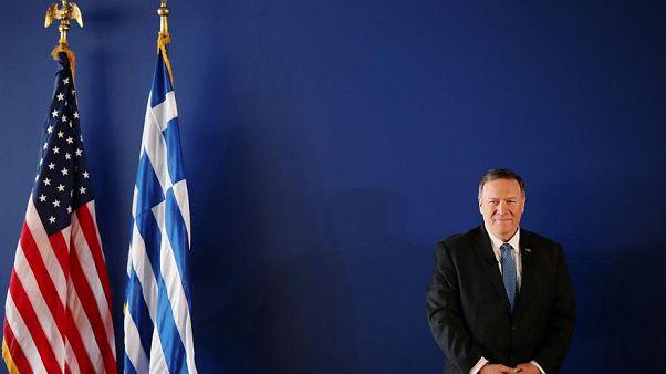 Πομπέο: Προς το συμφέρον των ΗΠΑ μια ευημερούσα Ελλάδα