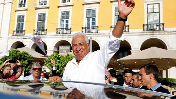 رئيس الوزراء البرتغالي الاشتراكي المنتهية ولايته أنطونيو كوستا