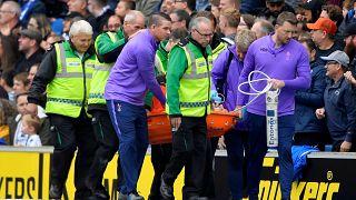 Harte Bilder und schwarze Woche für Tottenham: Lloris (32) verletzt