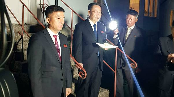 Kuzey Kore Nükleer Başmüzakerecisi Kim Myong Gil