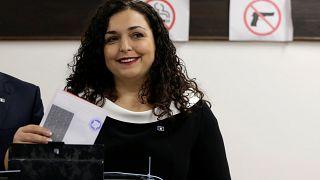 Wahl im Kosovo: Wird Vjona Osmani erste Ministerpräsidentin?