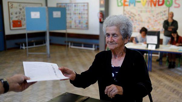 Portugueses votam em eleições legislativas
