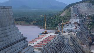 Etiyopya'nın Nil Nehri üzerinde inşa ettiği Hedasi Barajı