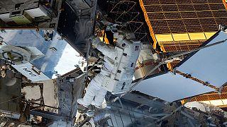 مهمة فضائية نسائية هذا الشهر