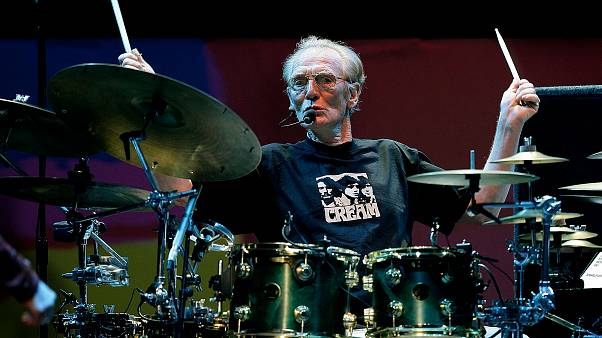 Ginger Baker, drummer of British rock band Cream, dies aged 80