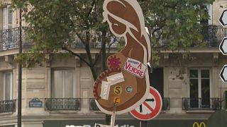 """Les anti-""""PMA pour toutes"""" défilent à Paris, contre la loi adoptée le 27 septembre"""