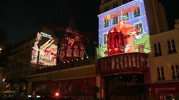 Le moulin Rouge fête ses 130 ans dans la rue