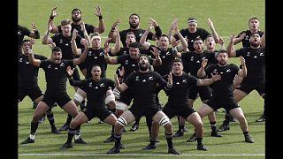 Frankreich schafft Einzug ins Viertelfinale der Rugby-WM, Neuseeland steht kurz davor