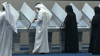 Women cast the most votes at the UAE's fourth Federal National Council elections