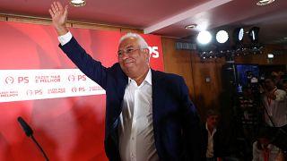 Más 'geringonça': Costa gana las elecciones portuguesas pero necesitará pactar para gobernar