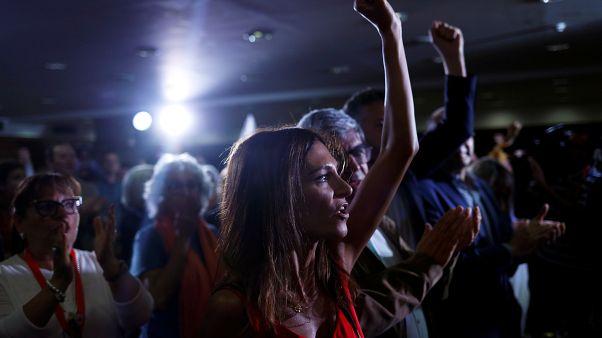 Újonc pártok jutottak be a portugál parlamentbe