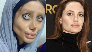 'İran'ın Angelina Jolie'si sosyal medya fenomeni Sahar Tabar tutuklandı, Instagram hesabı kapandı