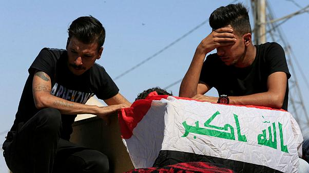 تعداد جان باختگان ناآرامیهای عراق به ۱۰۴ نفر رسید