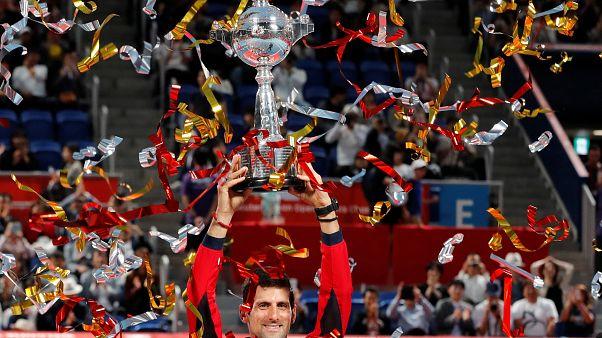 Djokovic, retour gagnant