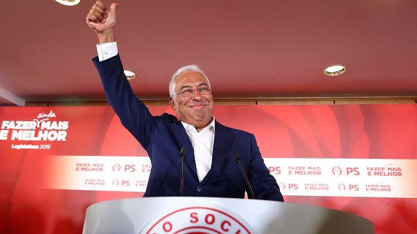 Πορτογαλία: Καθαρή νίκη των Σοσιαλιστών