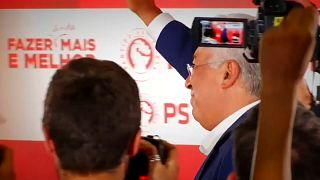"""""""Ein großer Sieg"""" für Portugals Sozialisten"""