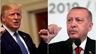 Erdoğan Trump'la telefonda Suriye'yi görüştü