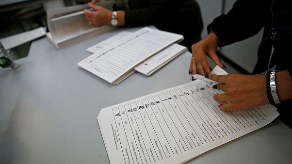 A vasta oferta de Partidos a votos resultou em três estreias no Parlamento