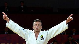 Grand Slam de Brasília: medalha de ouro para a portuguesa Catarina Costa
